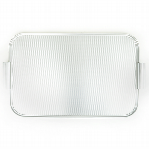 Kaymet Tray - Diamond Silver